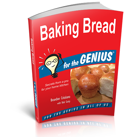 Baking Bread for the Genius by the Genius Press
